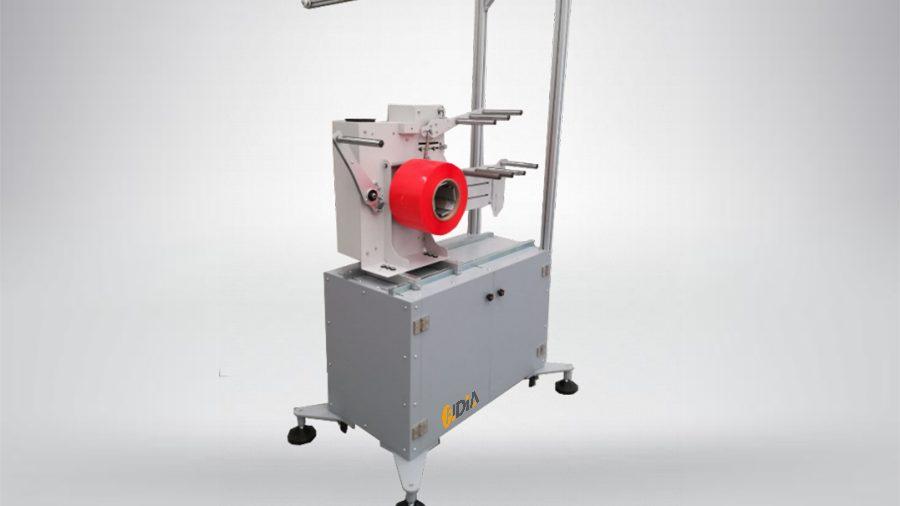 Bandabwickler Altor Verticale, eine neue Konzeptmaschine